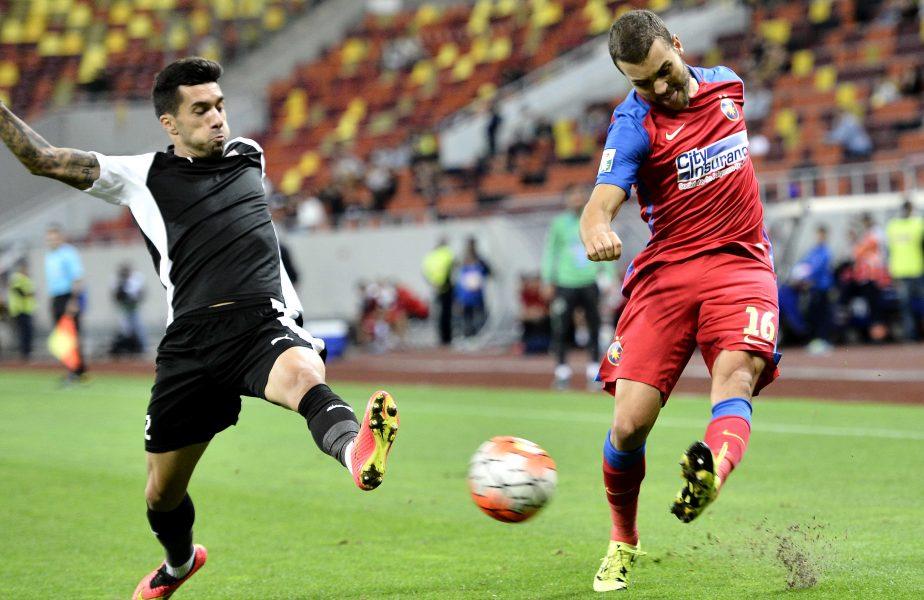 Cutremur în Liga 1! Un fost jucător de la FCSB, suspendat pentru dopaj! Decizia a fost luată după declaraţiile date de fotbalist