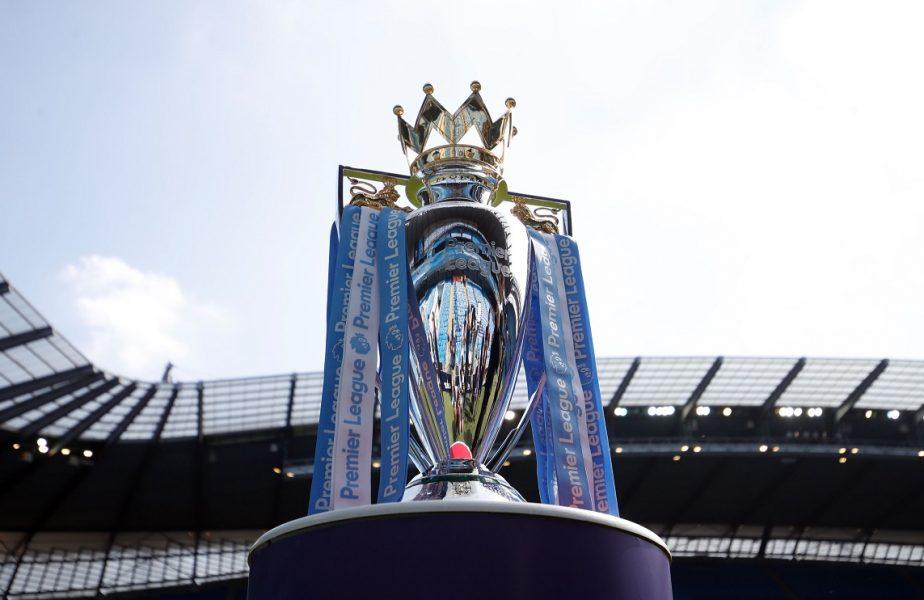 VIDEO   Se poate declanşa sărbătoarea la Liverpool. Trofeul Premier League a fost deja gravat!