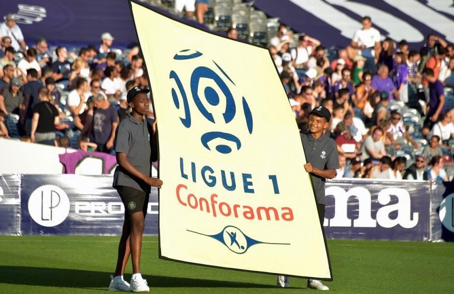 Fotbalul din Franţa, dat total peste cap. Nicio echipă nu va retrograda din Ligue 1! Se caută o soluţie salvatoare