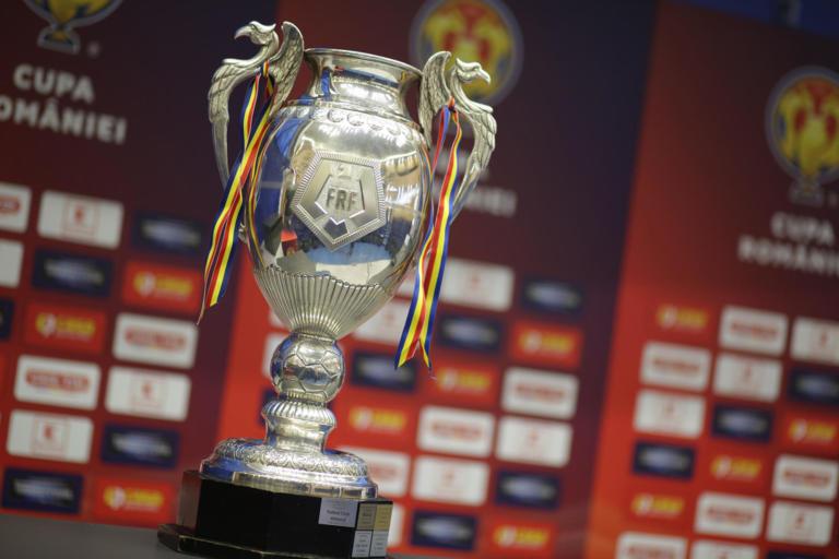 Tragerea la sorţi Cupa României. Dinamo – FCSB, şocul din semifinale. Sepsi – Poli Iaşi, a doua semifinală