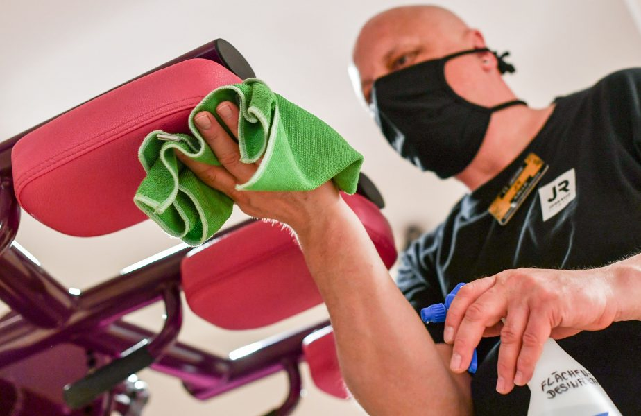 Reguli stricte în sălile de fitness! Ce trebuie să faci de pe 15 iunie
