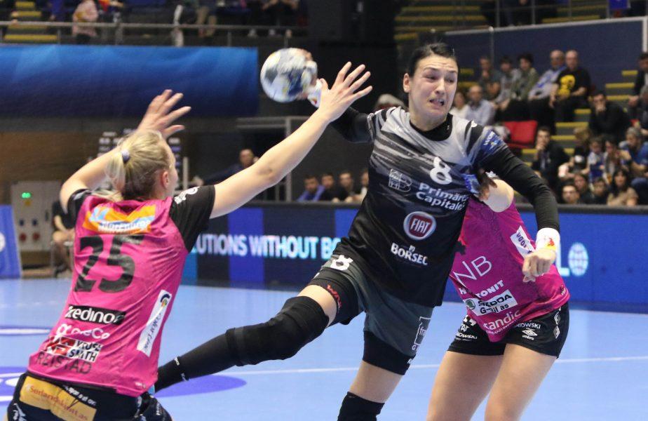 News Alert | CSM București primește o veste bună! Decizia luată de EHF în privința vicecampioanei României