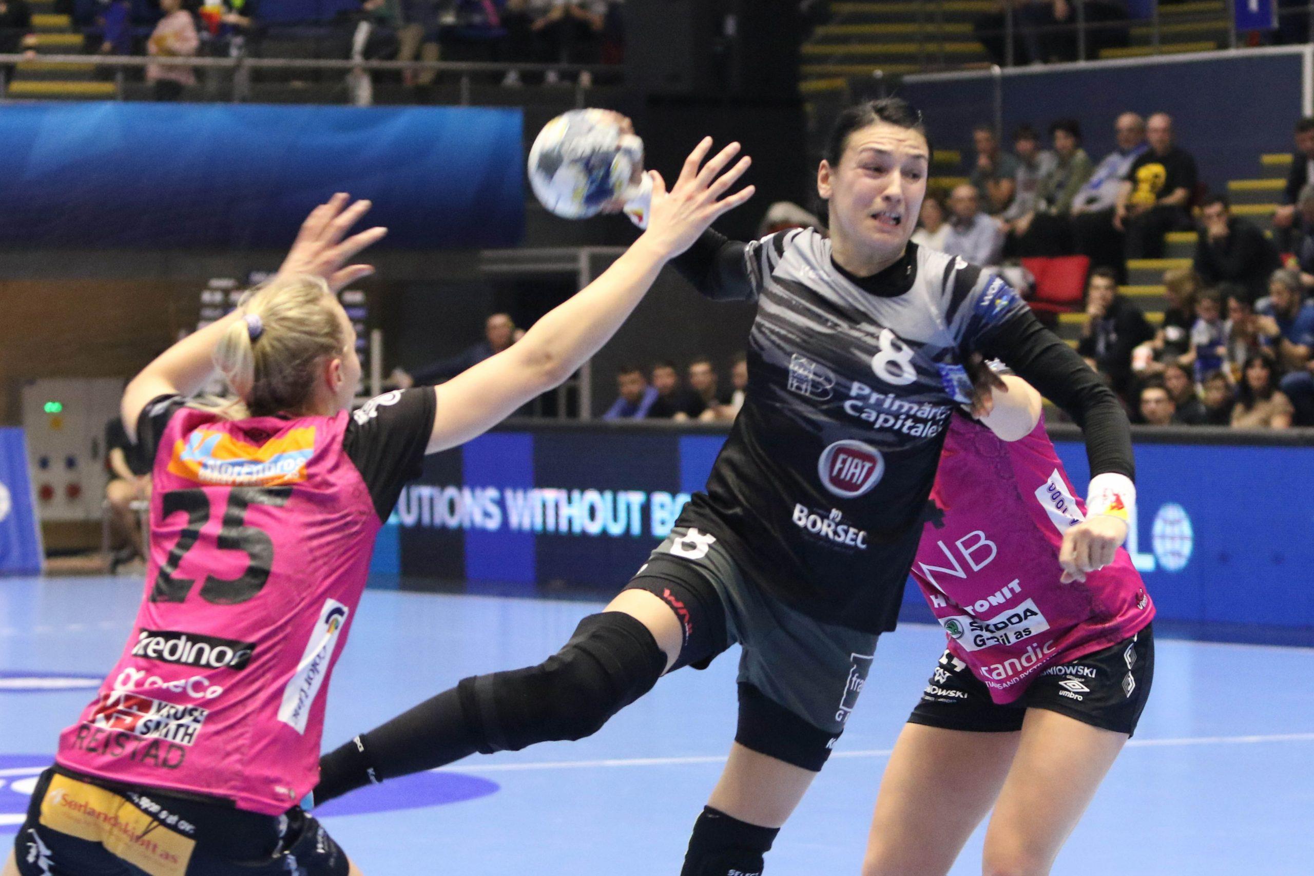 News Alert   CSM București primește o veste bună! Decizia luată de EHF în privința vicecampioanei României