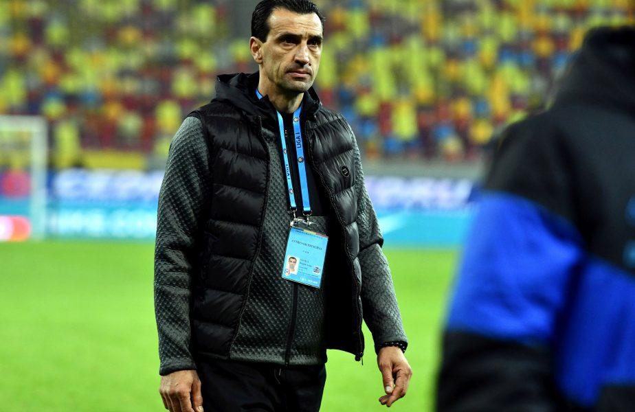 """Tactica lui Bogdan Vintilă pentru derby-ul cu CFR Cluj, contestată din interior: """"E jucător bun, dar nu îl văd acolo"""""""