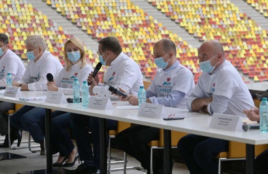 """Arena Naţională, închisă de DSP! Gabriela Firea: """"Vom depune plângere penală!"""""""