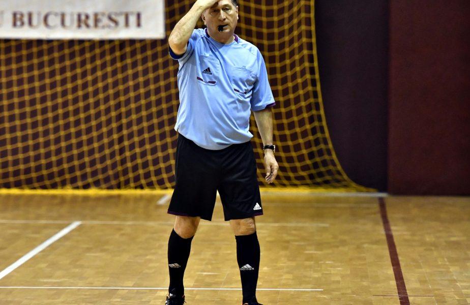 Arbitrii chiar ţin cu Dinamo! Ion Crăciunescu s-a înscris în programul DDB