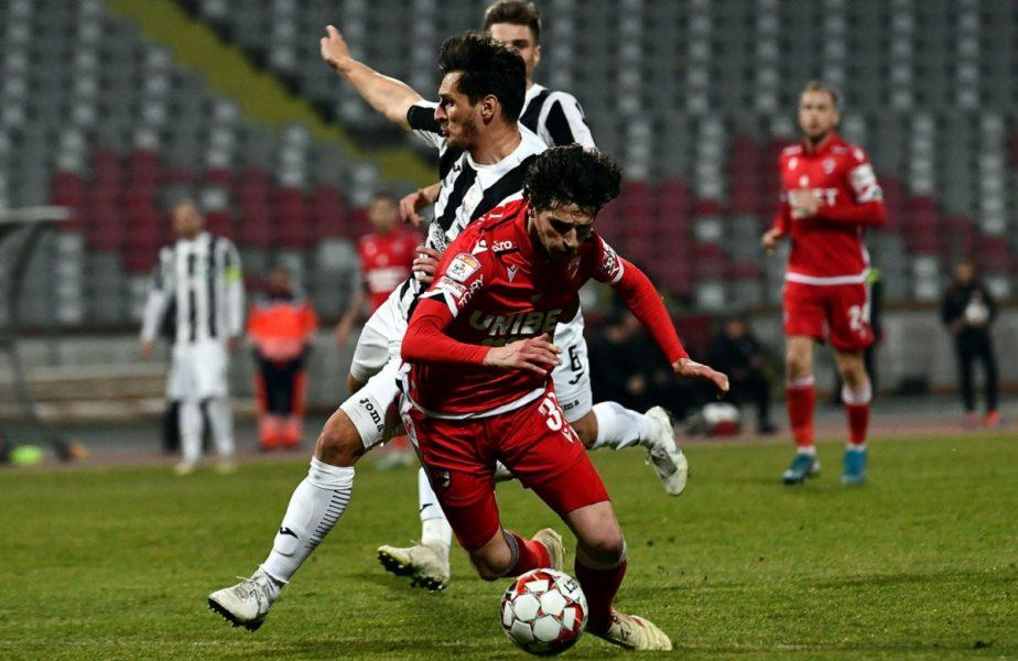 """Rapid, lovitură de proporţii pentru Dinamo. Giuleştenii îl pot transfera pe cel mai bine plătit jucător al """"câinilor""""!"""