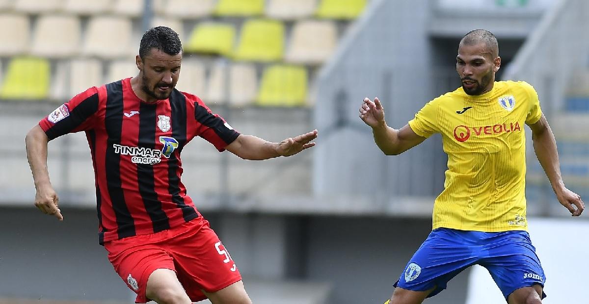 Budescu, în meciul Petrolul-Astra