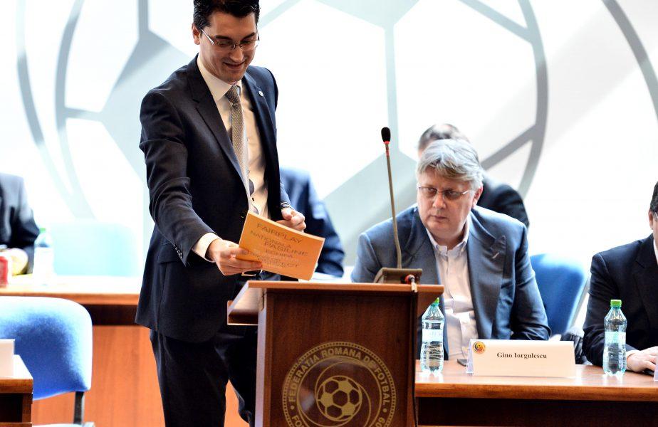 Războiul comunicatelor | FRF nu ţine cont de părerile LPF! A adoptat protocolul şi sancţiunile în Comitetul de Urgenţă