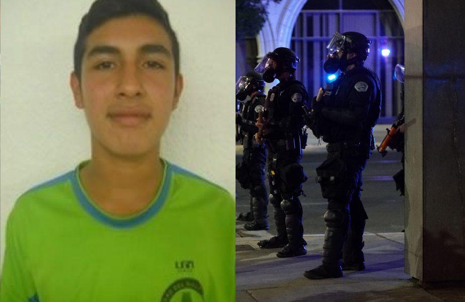 """Dramă pentru un fotbalist de 16 ani! Polițiștii l-au împușcat mortal după ce l-au confundat cu un hoț! """"L-au asasinat!"""""""