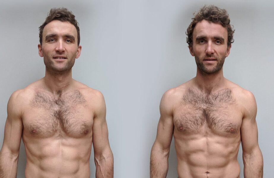Doi gemeni identici au urmat diete diferite, vegană și normală! Ce s-a întâmplat cu unul din ei după 12 săptămâni
