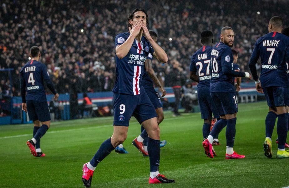 OFICIAL   Edinson Cavani pleacă de la PSG! Ofertă uriaşă după 200 de goluri marcate în 301 meciuri