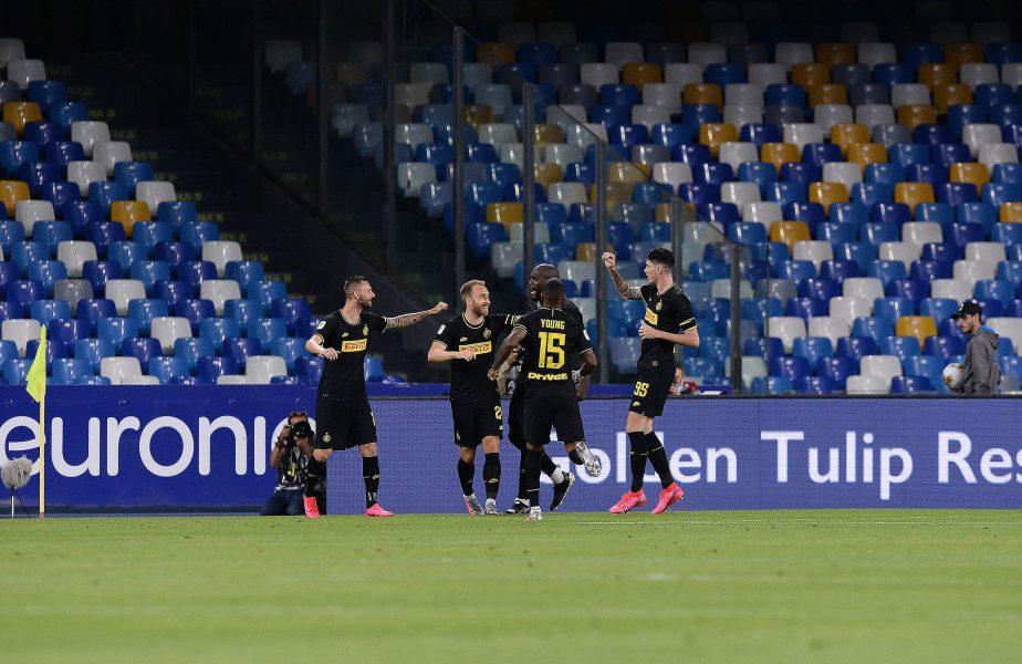 """VIDEO   Eriksen a reuşit o """"nebunie"""" de gol, Mertens a intrat în istoria lui Napoli, iar Gattuso a plâns după calificarea echipei sale în finala Cupei Italiei"""