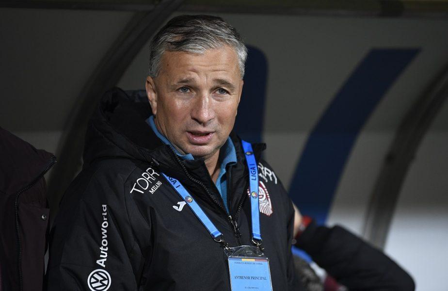 """Dan Petrescu, aproape de o nouă lovitură! Fotbalistul de națională care și-a dat acordul să semneze cu CFR Cluj. """"Normal că mi-aș dori să merg la campioana României!"""""""