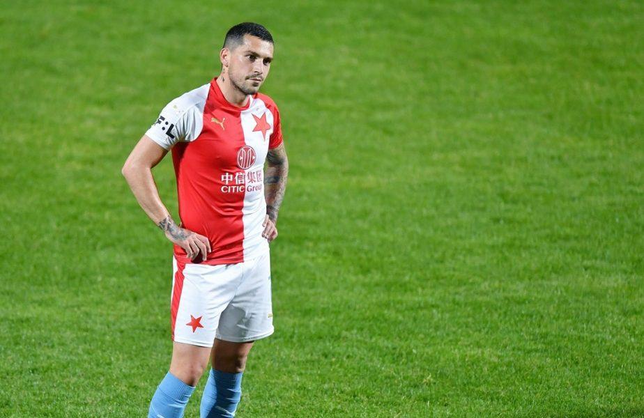 Nicolae Stanciu și Slavia Praga s-au făcut de râs în preliminariile Champions League! Toate rezultatele sunt AICI