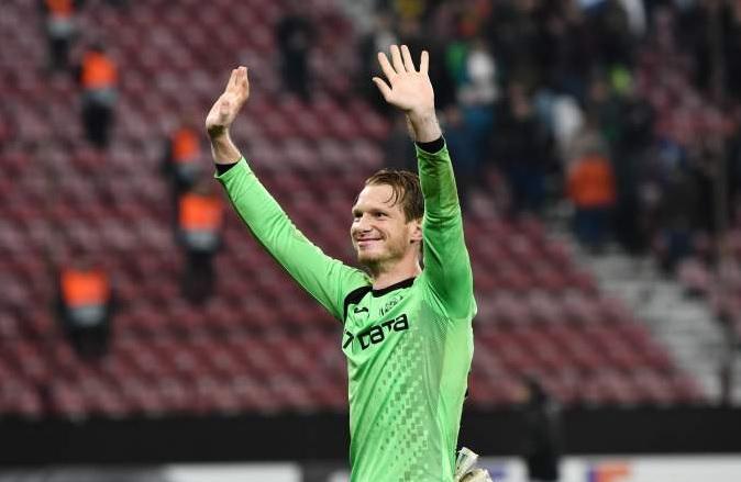 """Eroul Arlauskis nu ştie dacă rămâne la CFR Cluj! """"Săptămâna care vine voi lua decizia"""""""