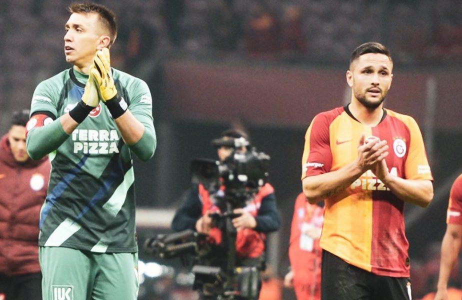"""Fatih Terim, detalii de ultimă oră legate de accidentarea horror a lui Florin Andone. """"Sezonul este încheiat"""""""