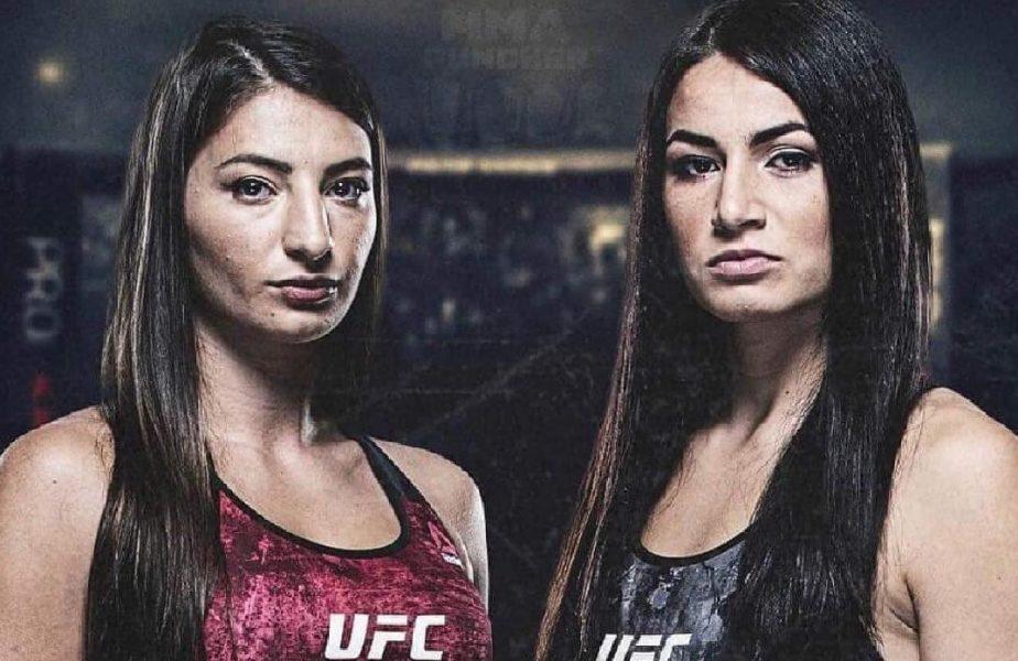 """Revenire spectaculoasă în ring! Diana Belbiță are parte de un super meci în UFC. """"Este timpul să fac istorie!"""""""