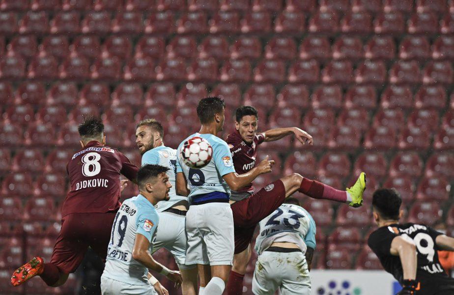Scandal de proporții în Liga 1! Mai mulți jucători de la CFR Cluj și FCSB au petrecut după derby
