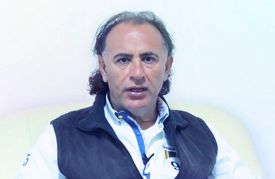 """EXCLUSIV   Muhammad Murad, dispus să cumpere Dinamo. """"Îmi plac provocările. O să discut cu Ionuţ Negoiţă"""""""