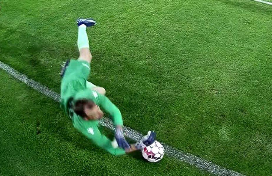 Unde e VAR-ul? Gol anulat incorect lui Sepsi OSK. Arbitrul nu a văzut cum mingea a intrat în poartă. Fază incredibilă în Liga 1