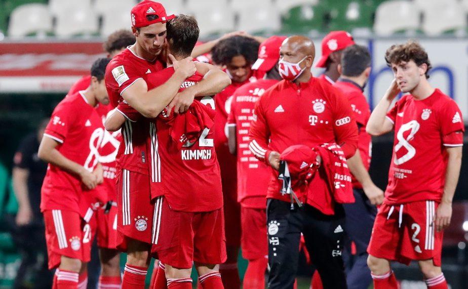News Alert | Bayern Munchen, campioana Germaniei pentru a 30-a oară în istorie. Robert Lewandowski, eroul bavarezilor