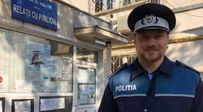 """A fost poliţist în timpul stării de urgenţă, dar nu a scăpat nici acum de coşmarul pumnului dat în 2012: """"Trebuie să plătesc şi acum o sumă mare de bani"""""""