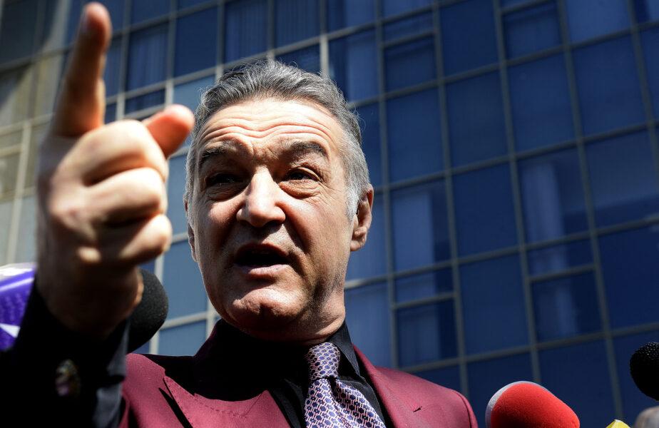 """Aroganţă supremă a lui Gigi Becali! S-a dus cu avionul la tribunal. Izbucnire nervoasă a patronului FCSB: """"Eu pușcărie în România nu mai fac"""""""