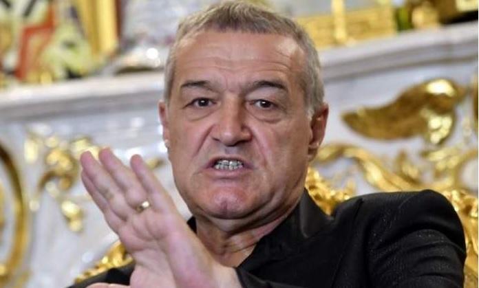 """Derapaj al lui Gigi Becali chiar în faţa Tribunalului. """"Mă implic să distrug USR-ul"""""""
