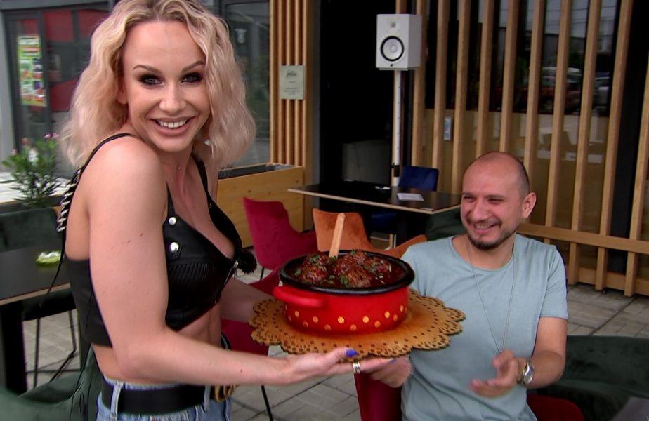 De ziua ei, Sandra Izbaşa a savurat cele mai dulci…chiftele marinate! Detalii la 19:55, la ştirile AntenaSport