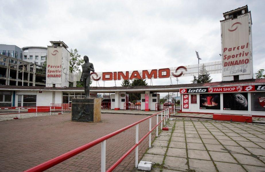 """Nimeni nu se mai aştepta la asta! Dinamo ar putea avea un nou stadion. Senatorii fac presiuni pentru a-i ajuta pe """"câini"""""""