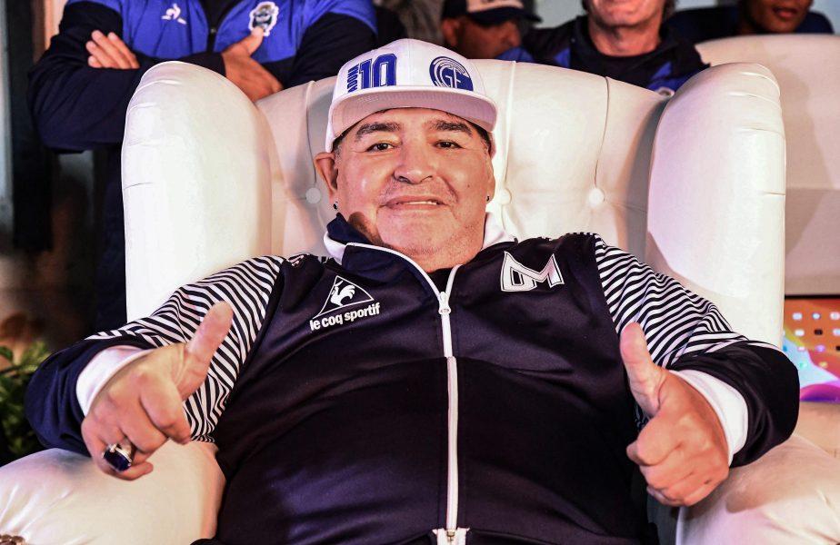 """Diego Maradona, acuze după 30 de ani. """"Rotariu mi-a rupt glezna stânga"""". Reacția fostului internațional român"""