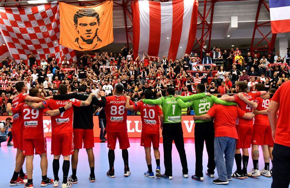 """Prima reacție din tabăra dinamoviștilor, după ce EHF i-a refuzat participarea în Liga Campionilor. """"Suntem prea mici pentru masa bogaților"""""""