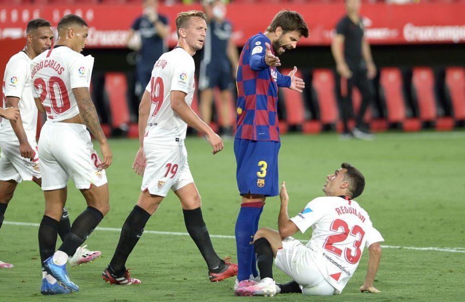 """Pique acuză jocuri de culise! """"Din ce am văzut, va fi greu ca Real să mai piardă puncte"""""""