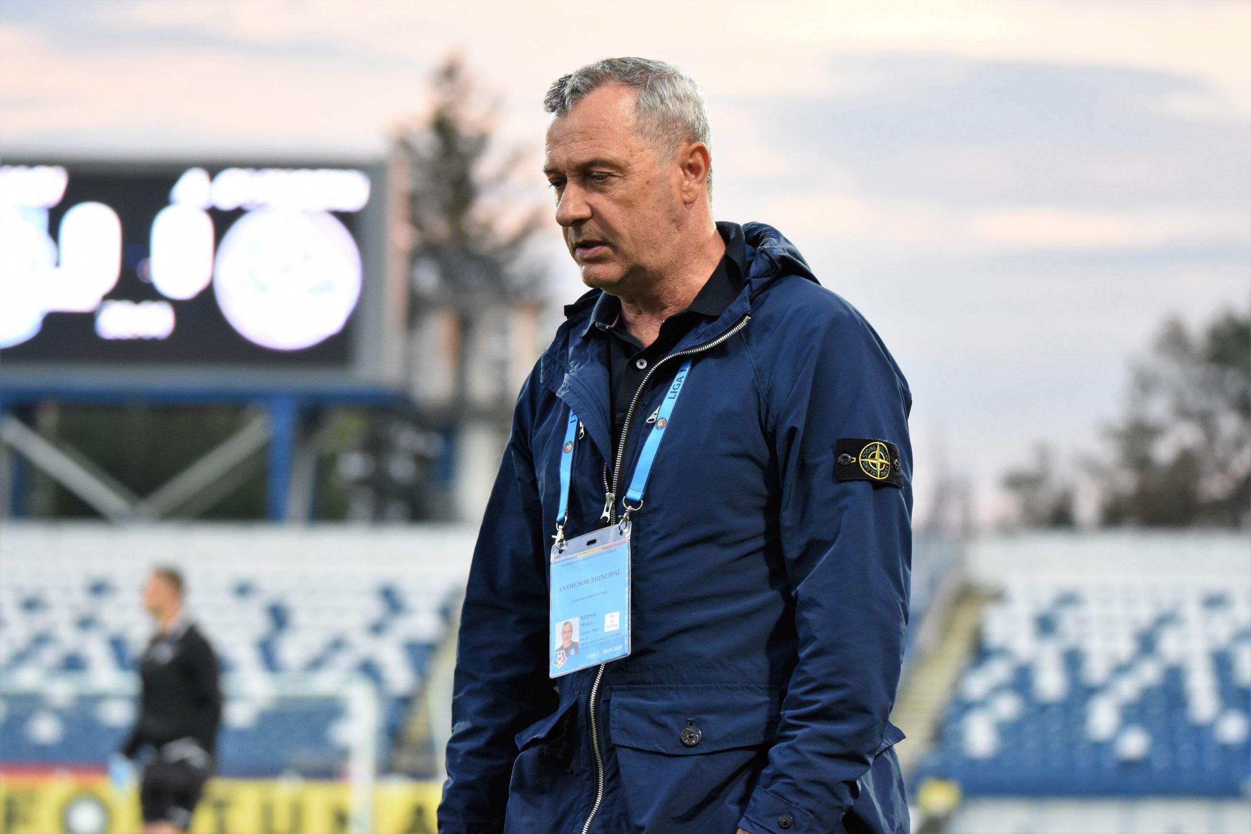 Mircea Rednic, supărat pe Gică Hagi