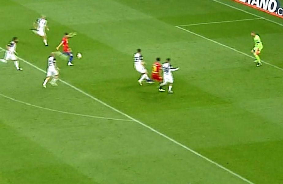 Florin Tănase, înger şi demon! După golul fantastic, căpitanul celor de la FCSB a fost eliminat după ce a primit două galbene într-un singur minut
