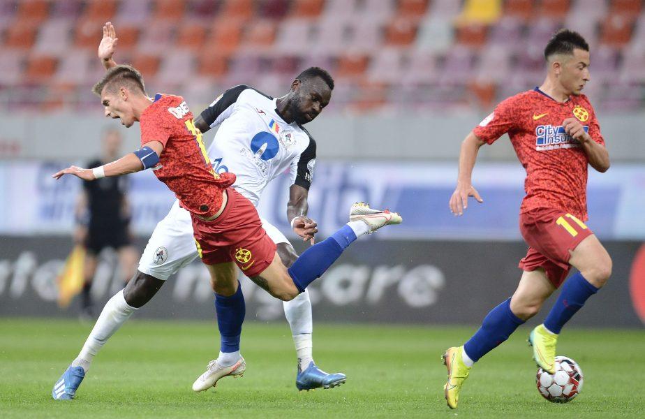 """Florin Tănase şi-a luat adio de la titlu şi contestă eliminarea: """"Nu trebuia să primesc primul galben!"""" Obiectivul din finalul sezonului"""