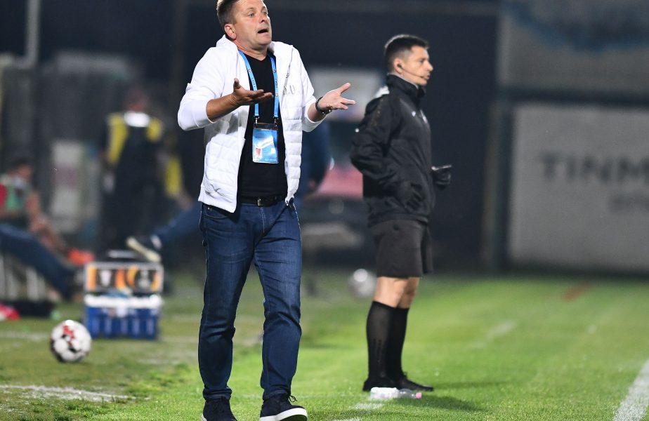 Dusan Uhrin voia mai mult. Ce spune despre egalul cu FCSB și pe cine va susține în derby-ul din Cupa României