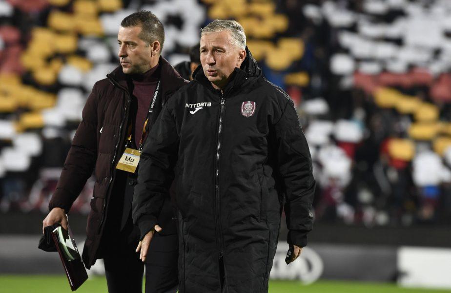 """Motivul pentru care Dan Petrescu are interzis pe viață la FCSB! Anunțul lui Gigi Becali. """"La mine nici ciobanul nu face asta!"""""""