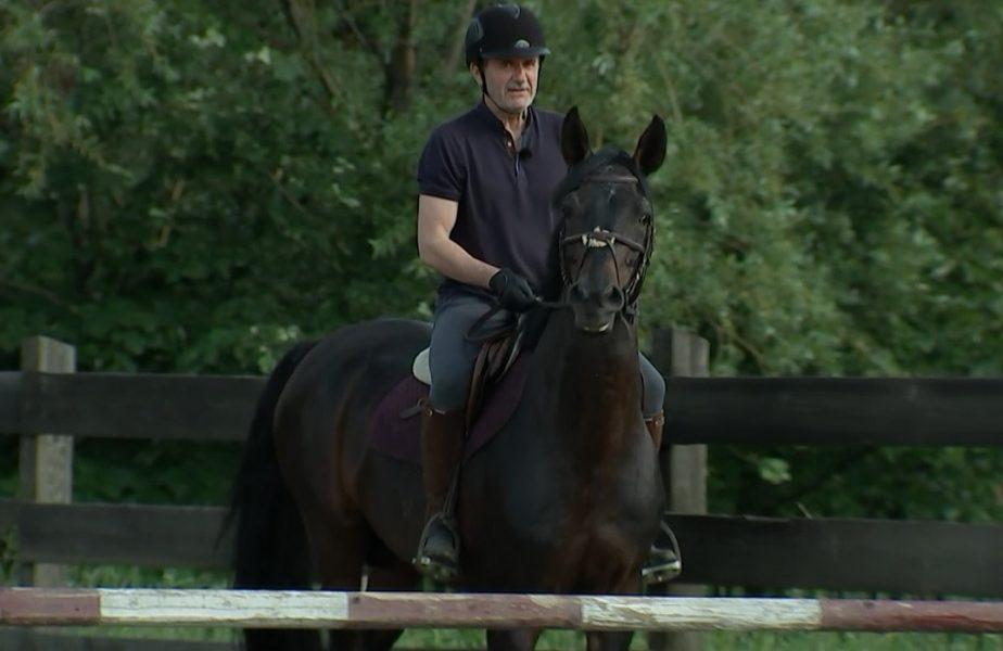 Imagini unice! Iftime cel mare, călare pe calul de milioane. Amănunte la ştirile AntenaSport, de la 19.50!