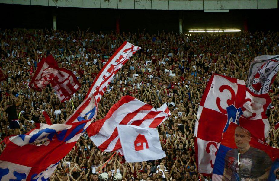 Fani Șteaua Roșie Belgrad