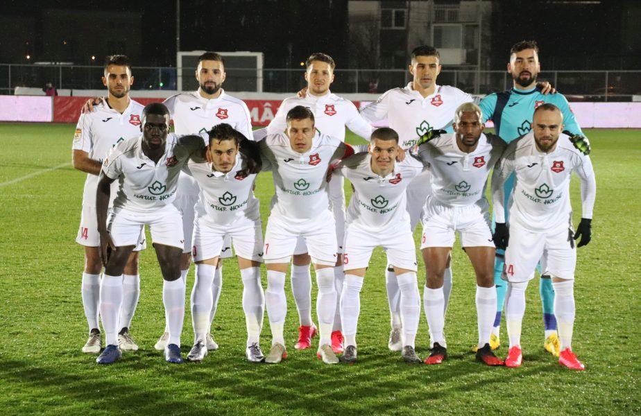 Decizia luată de Hermannstadt, după ce clubul nu a primit licenţa pentru Liga 1