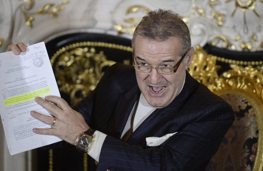 """Gigi Becali nu mai ştie de glumă! """"Nu a ajuns Iftime să îmi facă el mie lista de transferuri"""""""