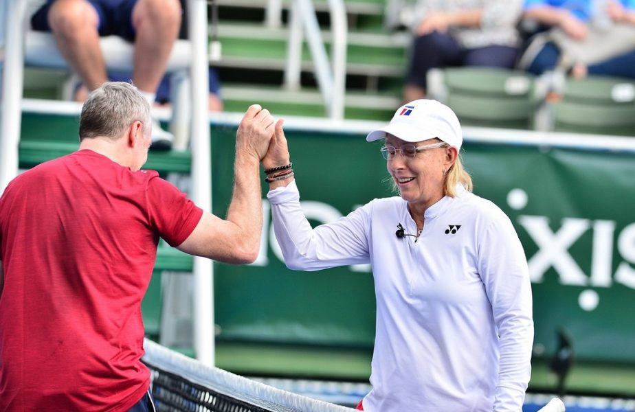 Previziuni sumbre după infectarea lui Djokovic. Navratilova, mesaj pentru organizatorii turneelor de Grand Slam