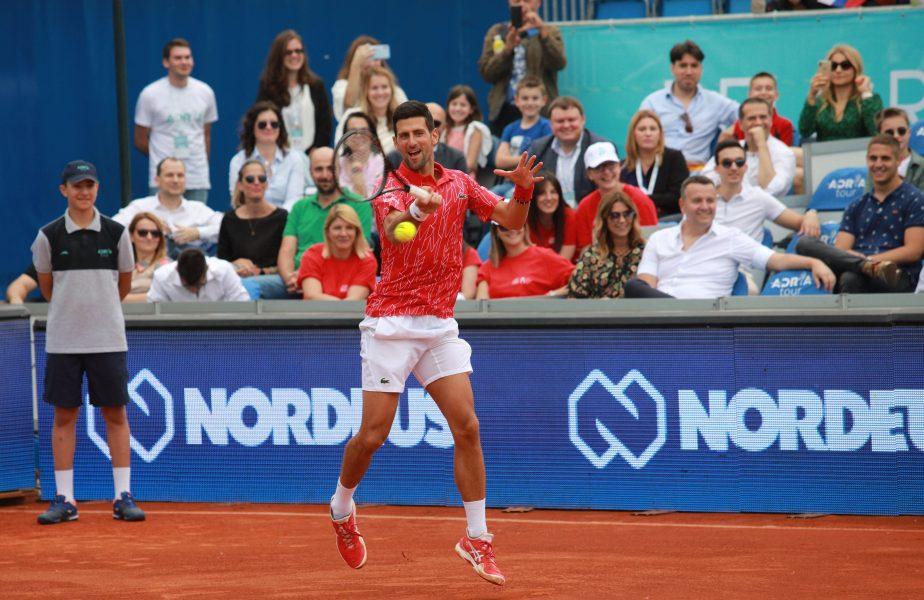 """Președintele ATP îl atacă pe Novak Djokovic, după ce sârbul a fost depistat cu Covid-19. """"Trebuie să învețe o lecție!"""""""