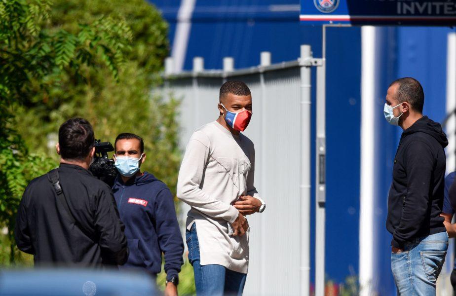 Trei jucători de la PSG au avut coronavirus! Panică pentru Neymar și Mbappe. Participarea în Liga Campionilor, în pericol?