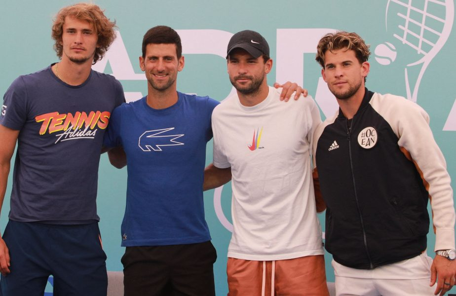 """Acuze incredibile după ce Novak Djokovic a fost infectat cu Covid-19. Cine ar fi responsabilul. """"A cauzat prejudicii enorme"""""""