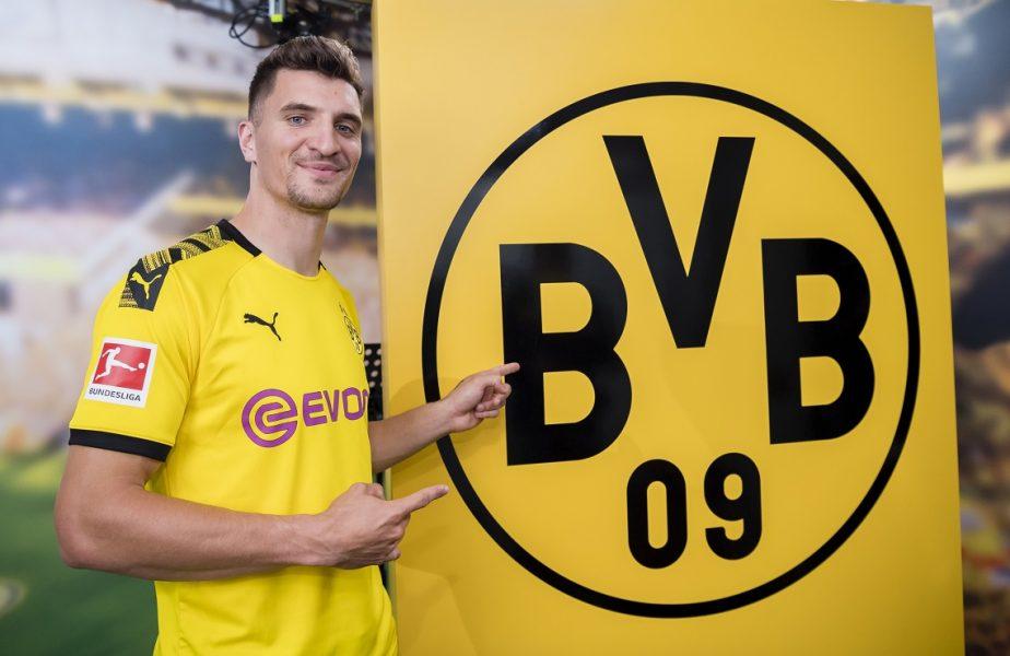 Borussia Dortmund a dat o lovitură importantă pe piaţa transferurilor. A lăsat-o pe PSG fără un titular!