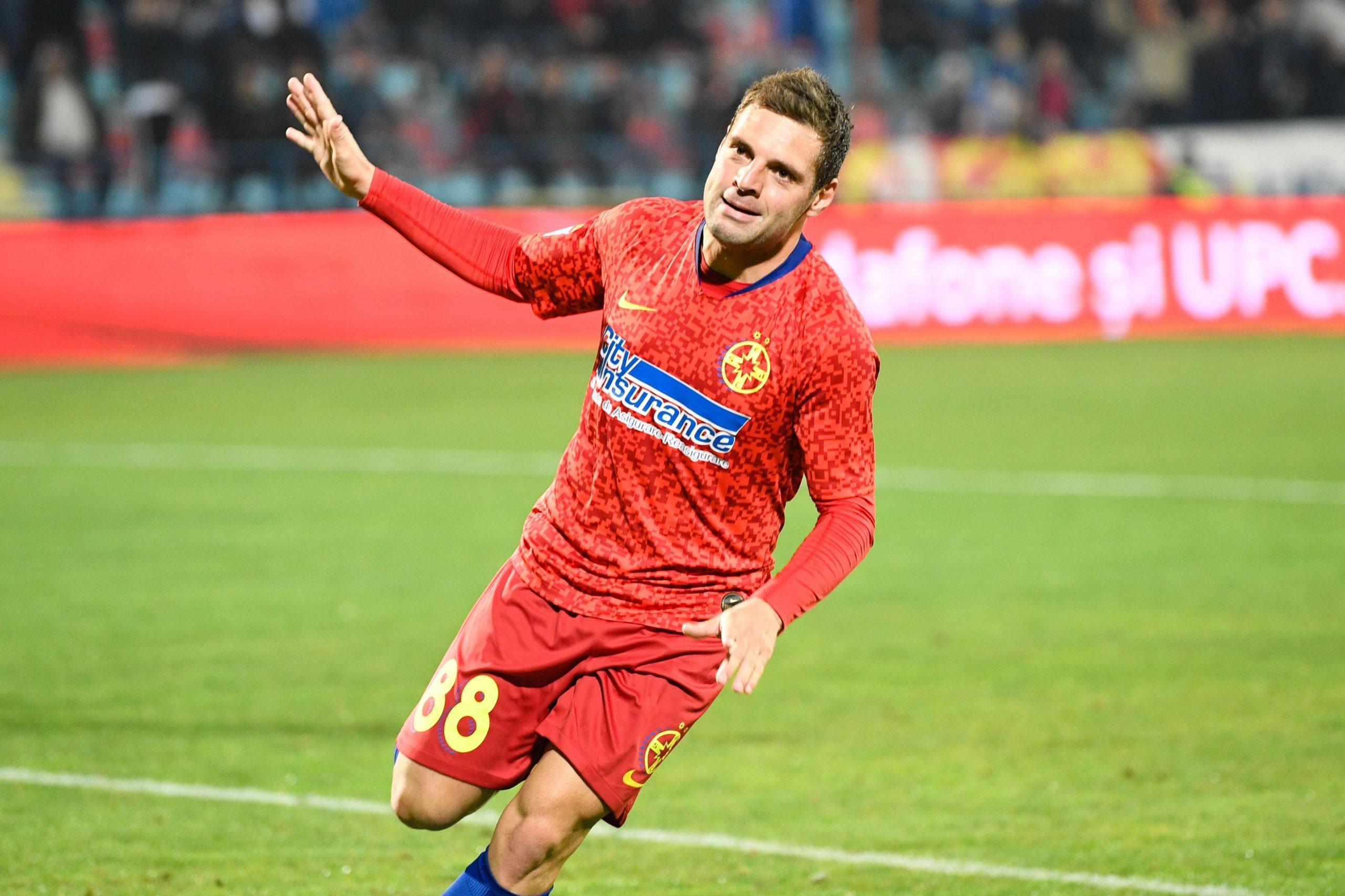 Adi Popa, prima reacție după ce a semnat cu CSA Steaua
