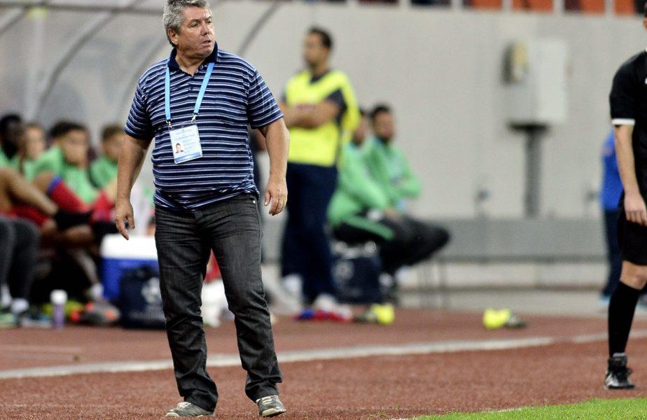 EXCLUSIV   Şefii s-au săturat de Mihalcea. Cornel Ţălnar, favorit să devină noul antrenor al lui Dinamo